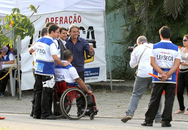 Alexandre Borges (Foto: DILSON SILVA/AGNEWS)