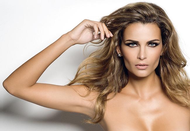 A modelo e apresentadora Fernanda Motta (Foto: Fernando Torquatto)