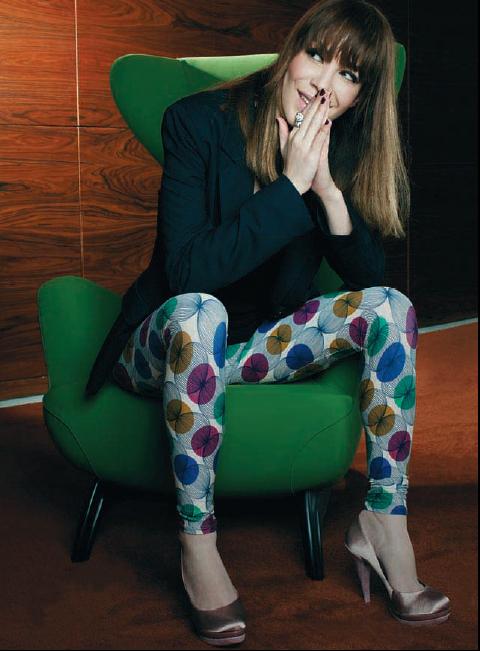Júlia Almeida (Foto: Fernando Torquatto)