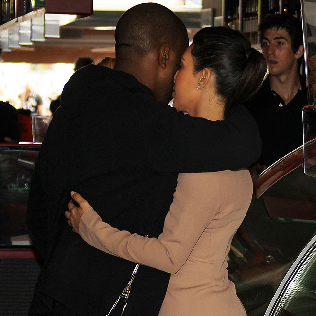 Kim Kardashian (Foto: Grosby Group)