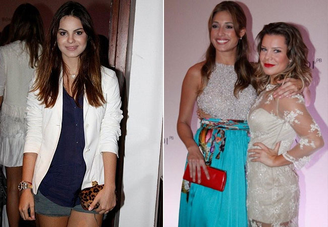 Sthefany Brito, Giselle Itié e Fernanda Souza (Foto: Philippe Lima/AgNews)