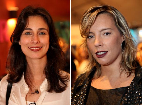 Marcela e Paula (Foto: Laura Jeunon)