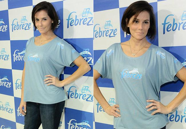 Deborah Secco (Foto: Sonia Vieira; Fotos: Francisco Cepeda / Ag. News)