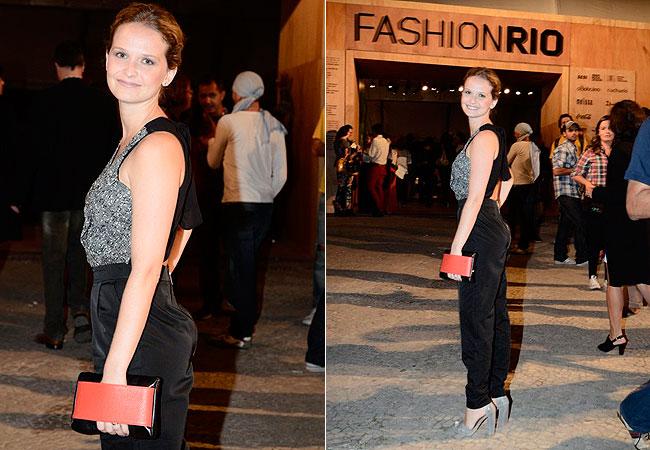 Fernanda Rodrigues  (Foto: Claudio Andrade/Revista QUEM)