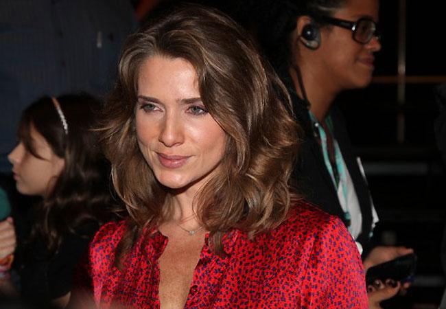Letícia Spiller (Foto: Anderson Borde/AgNews)
