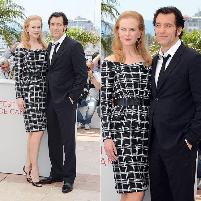 Nicole Kidman e Clive Owen (Foto: Getty Images)