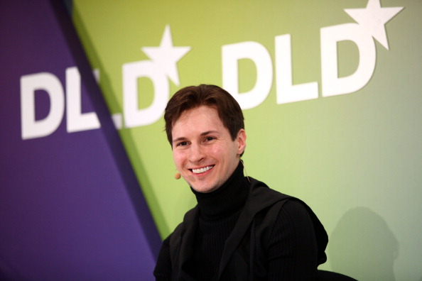 Pavel Durov (Foto: Getty Images)