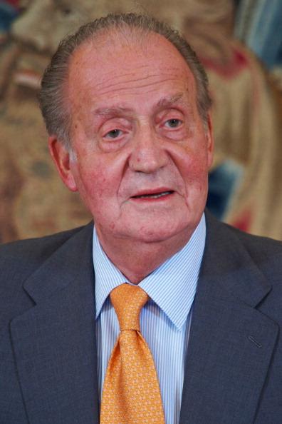 Juan Carlos (Foto: Getty Images)