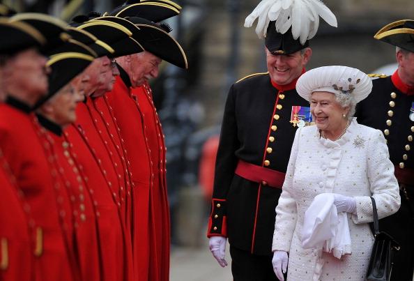 Elizabeth II (Foto: Getty Images)