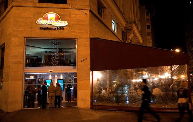 Bar Brahma (Foto: Bar Brahma Centro/ Divulgação)