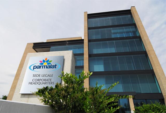 Sede da Parmalat, na Itália (Foto: Divulgação)