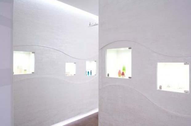 Banheiro vitrines - Shibuya Hikarie (Foto: Reprodução)