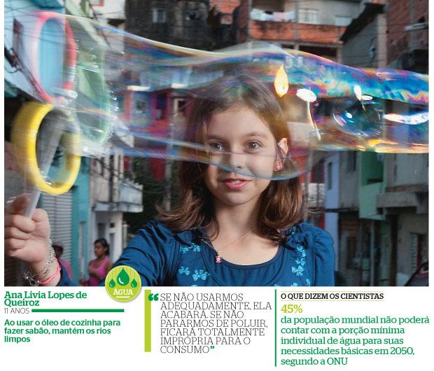 Ana Livia Lopes de Queiroz  (Foto: Rogério Cassimiro/ÉPOCA)