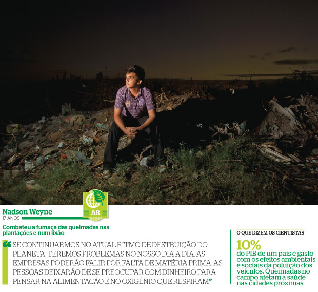Nadson Weyne (Foto: Jarbas Oliveira/ÉPOCA )