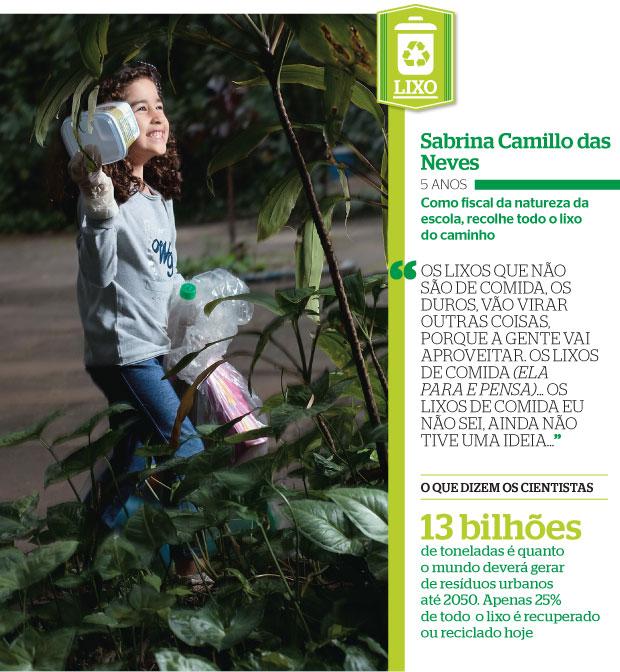 Sabrina Camillo das Neves (Foto: Rogério Cassimiro/ÉPOCA )