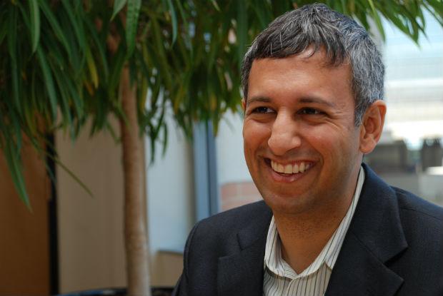 Manish Bapna, diretor do World Resources Institute  (Foto: Divulgação)