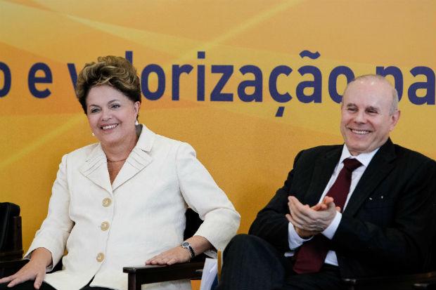 Presidenta Dilma Rousseff durante cerimônia de Anúncio do PAC Equipamentos – Programa de Compras Governamentais (Foto: Roberto Stuckert Filho/PR)