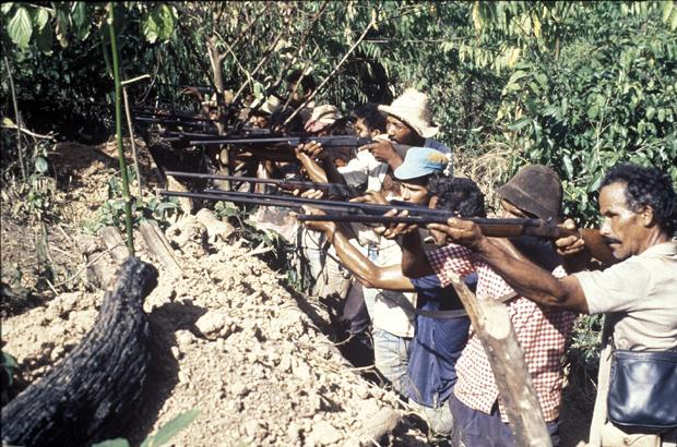 A guerra da Amazônia (Foto: Divulgação)