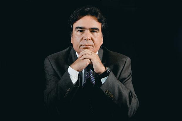 José Gomes Temporão Ex-ministro da Saúde (2007-2010). Nascido em Portugal, naturalizado brasileiro.  É casado, pai  de quatro filhos  (Foto: Adriano Machado/Ed. Globo)