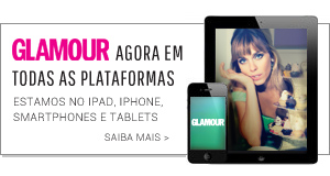 Glamour em seu celular e tablet