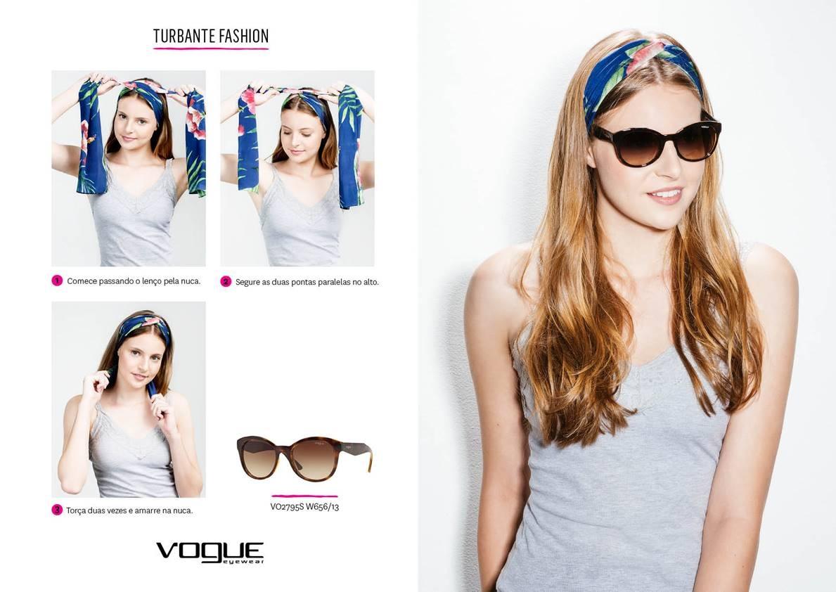 Promo Glamour - Vogue Eyewear
