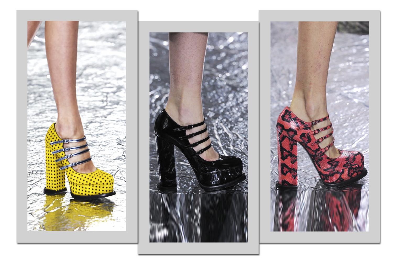 Resultado de imagem para Imagens de sapatos tendências outono e inverno 2017