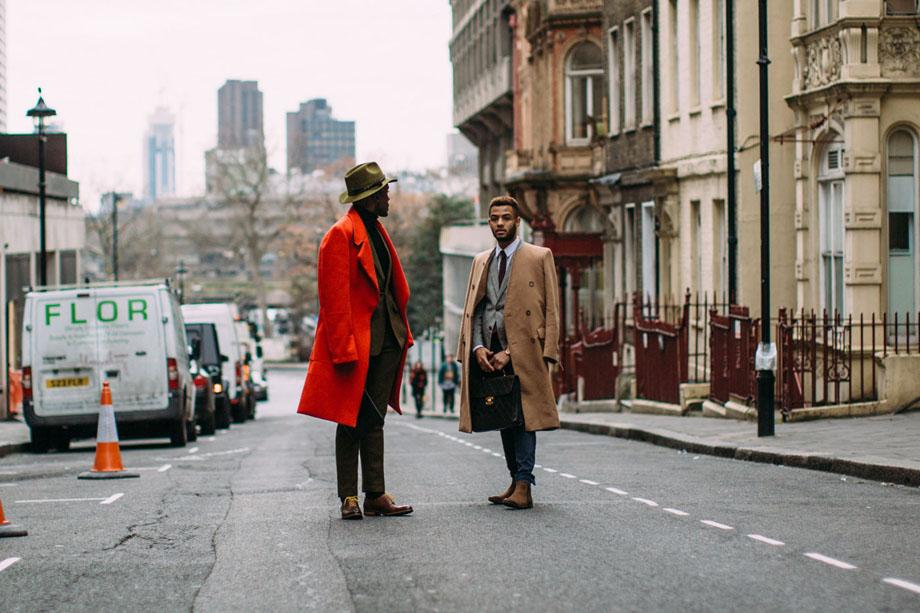 Semana de Moda de Londres - Outono-inverno 2017