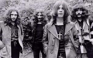 Black Sabbath na formação original  (Foto: Reprodução )