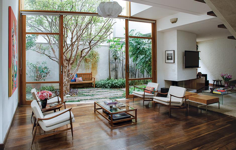 Sala e jardim - Casa e Jardim | Galeria de fotos