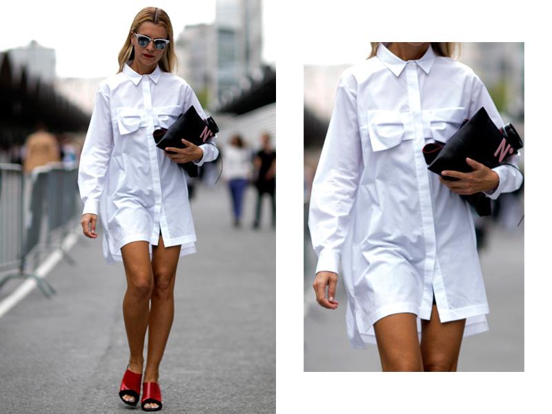 Uma camisa, dez formas de usar! Veja ideias para vestir a peça e deixar o seu look mais moderno