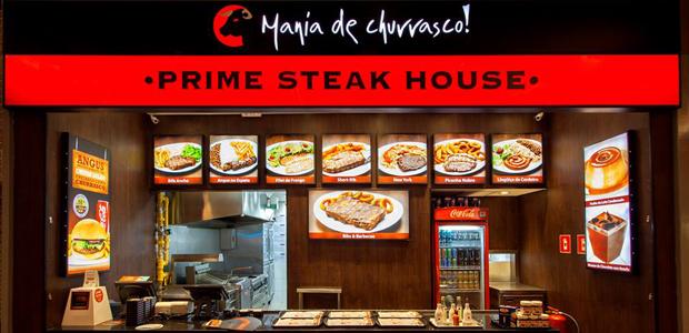 Mania de Churrasco! Prime Steak House