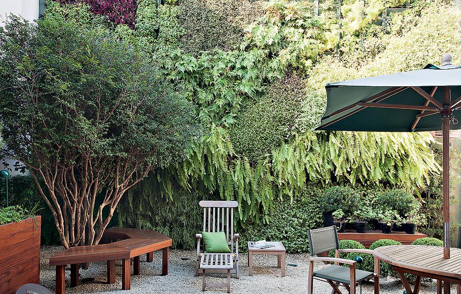 Jardim Vertical Casa E Jardim Galeria De Fotos