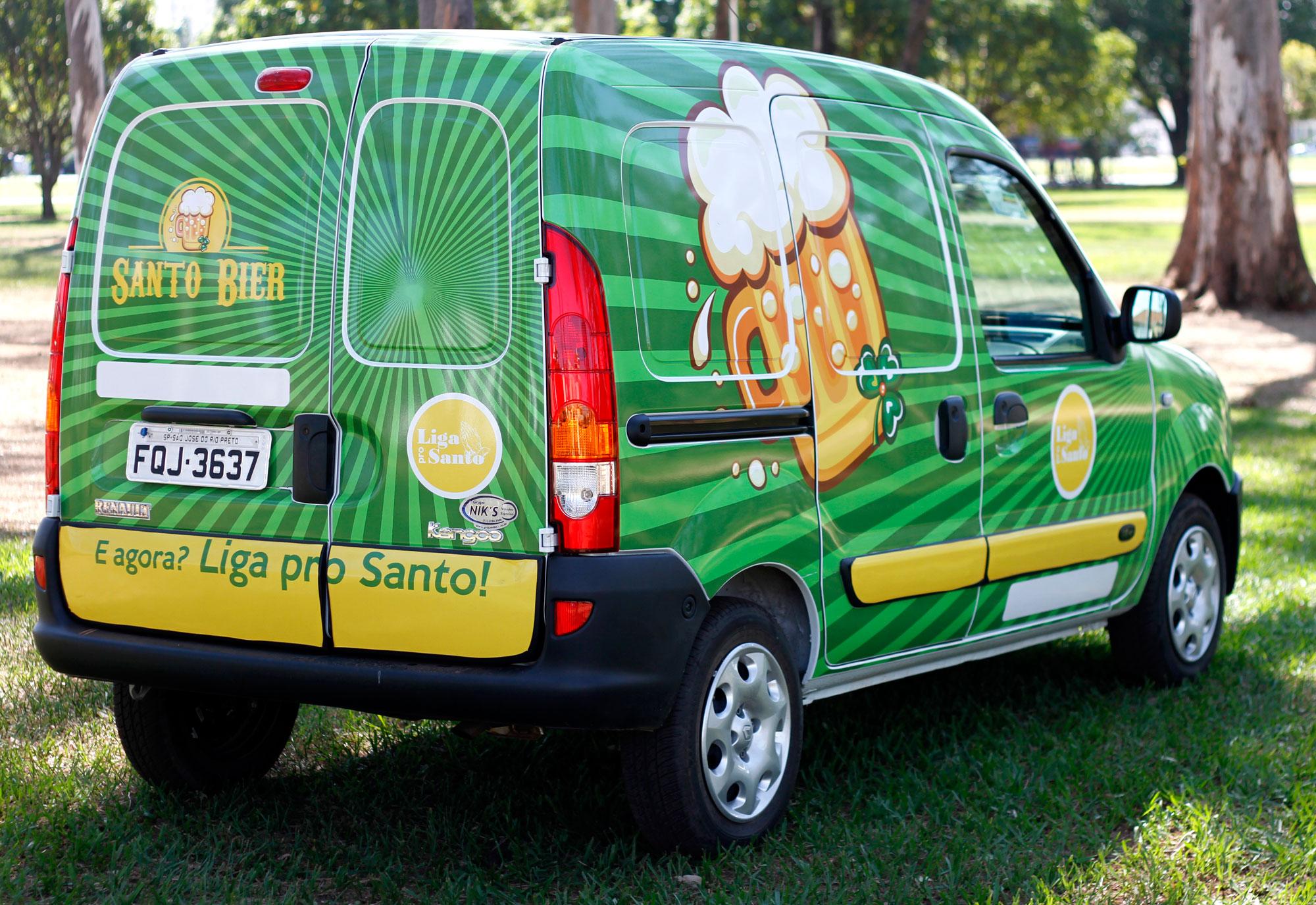 """Santo Bier (modelo """"Resgate do Santo"""")"""
