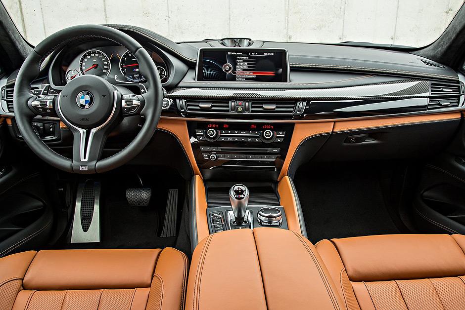 Avaliacao Bmw X6m Auto Esporte Analises