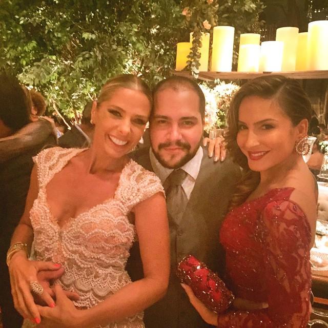 c09a9a130 Paulo Gustavo vai embora de casamento com o namorado - Quem   QUEM News