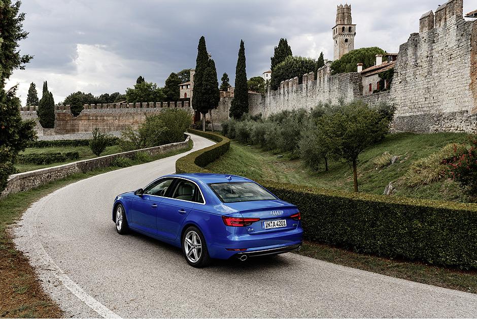 Avaliação  novo Audi A4 2.0 - AUTO ESPORTE   Análises 2927d5f854