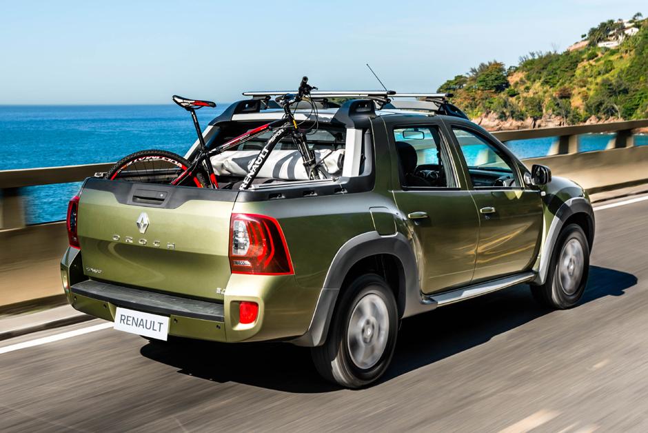 Avaliacao Renault Duster Oroch 1 6 Dynamique Auto Esporte Analises