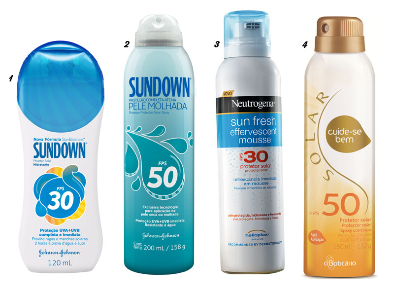 Experts esclarecem as principais dúvidas sobre proteção solar para a ... 0fe68c5b5f6