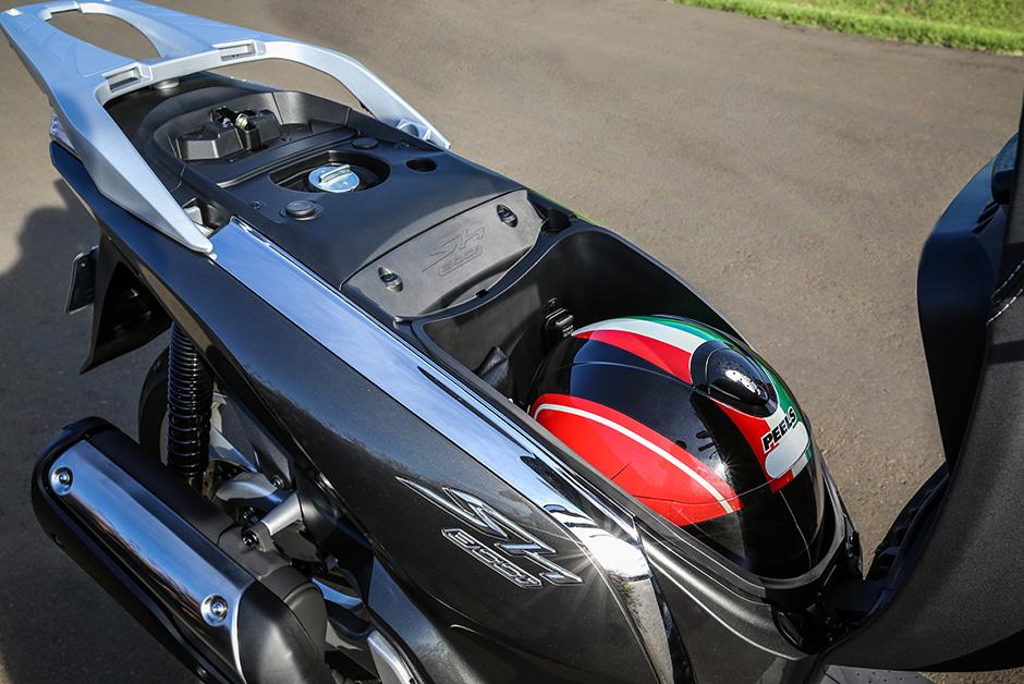 Avaliação Scooter Honda Sh 300i Auto Esporte Análises