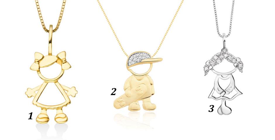 1b61c8401a0fd Dia das Mães  uma seleção de mais de cem joias para presentear ...