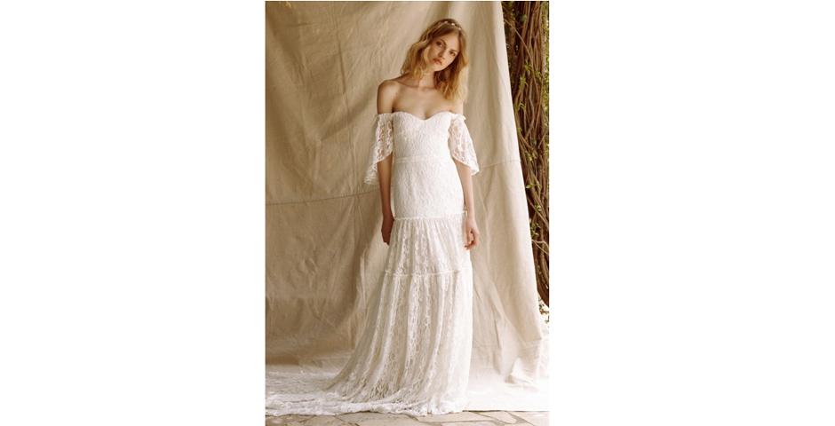 Well-known Casamento boho chic: 10 modelos de vestido de noiva para se  JH56