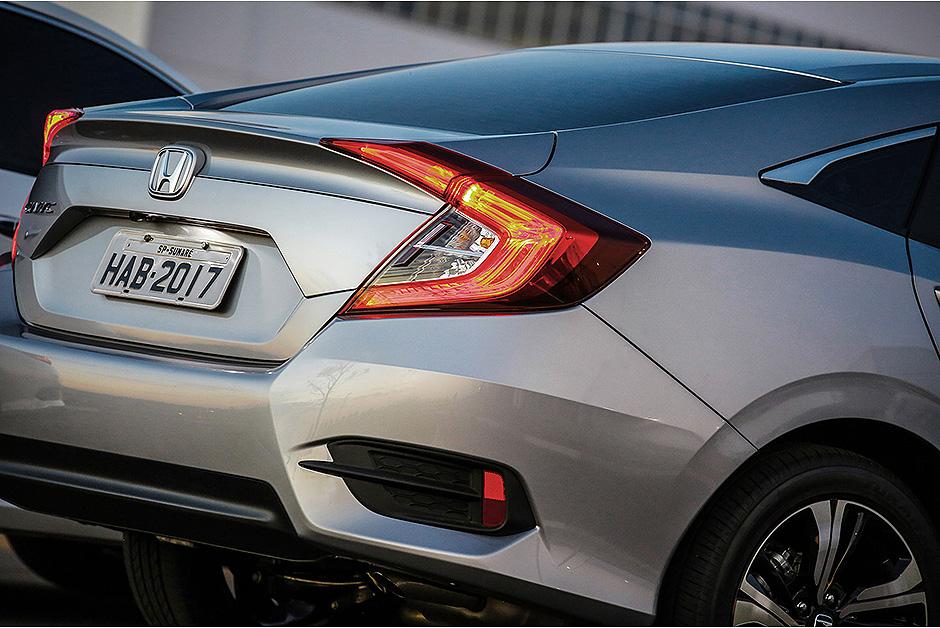 Novo Honda Civic Todos Os Preços Versões E Custos Auto Esporte Notícias