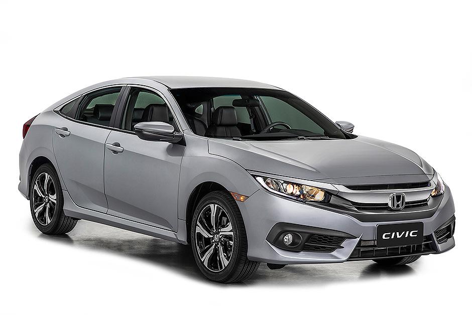 Novo Honda Civic: Todos Os Preços, Versões E Custos   AUTO ESPORTE |  Notícias