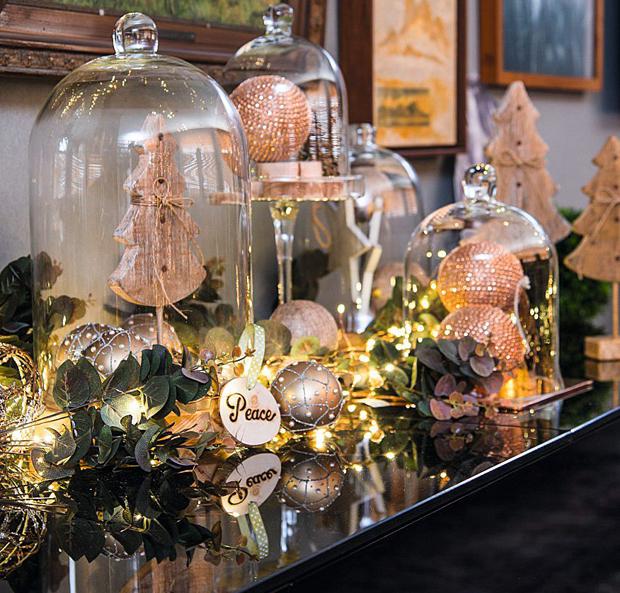 Decoraç u00e3o de Natal Casa e Jardim Galeria de fotos -> Decoração De Natal Jardim