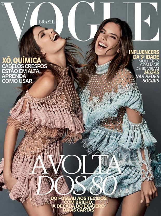 Isabeli Fontana na Vogue Brasil - Vogue   News 9cc2bb22fd