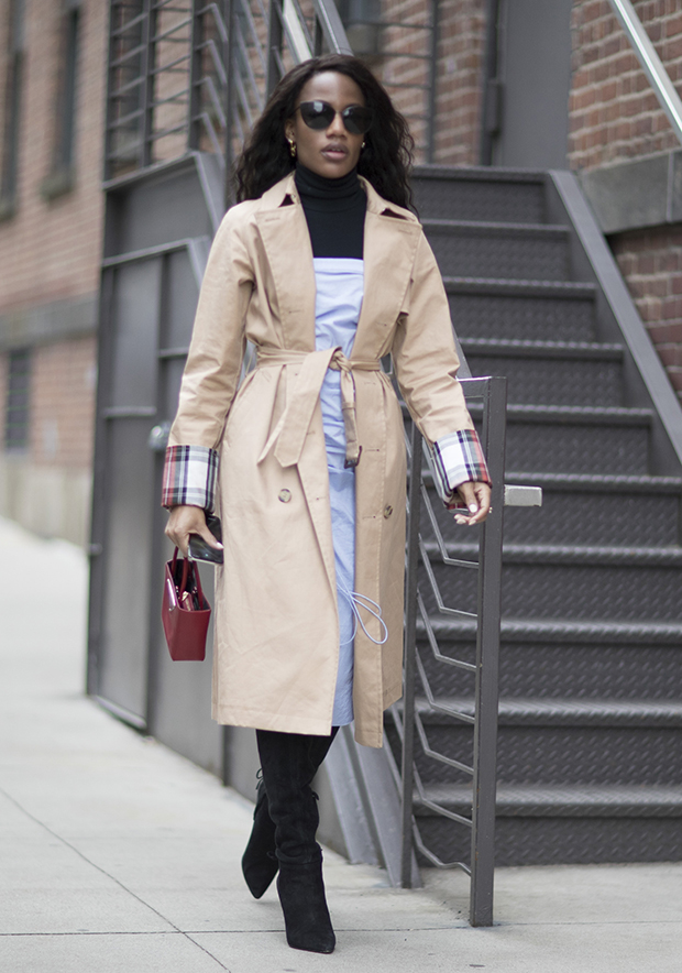 Looks com Trench Coat